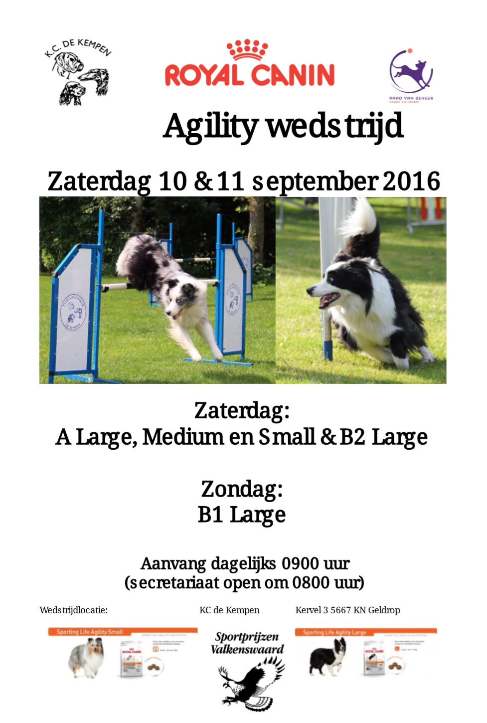 Poster Agility